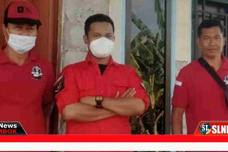 Warga Korban Gempa Lombok Tahun 2018