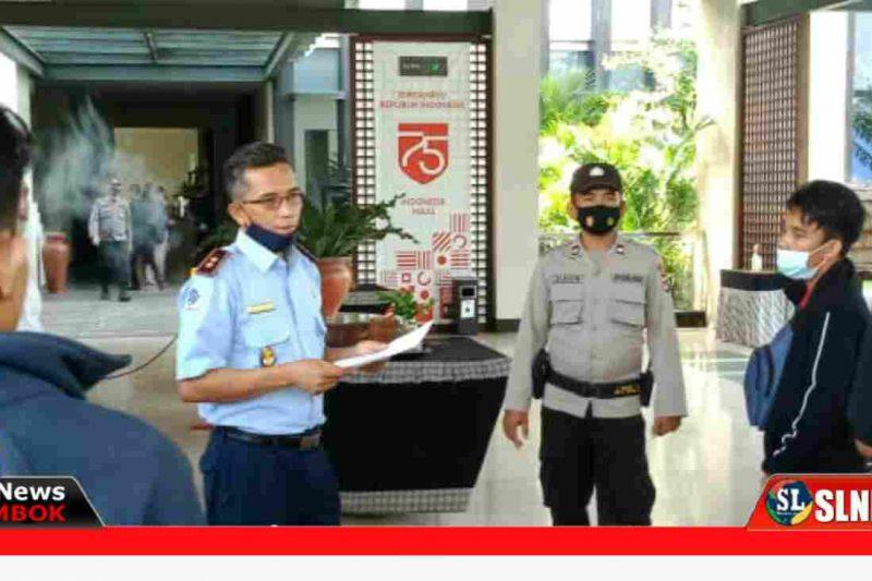 PMI asal Lombok Tengah tiba di Bandara LIA Lombok Tengah