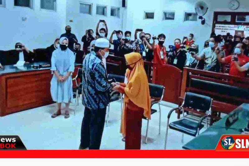 Sidang di PN Praya Lombok Tengah