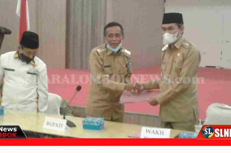 Ketua TKPKD Lombok Tengah
