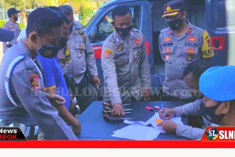 Unit Propam Polres Lombok Tengah