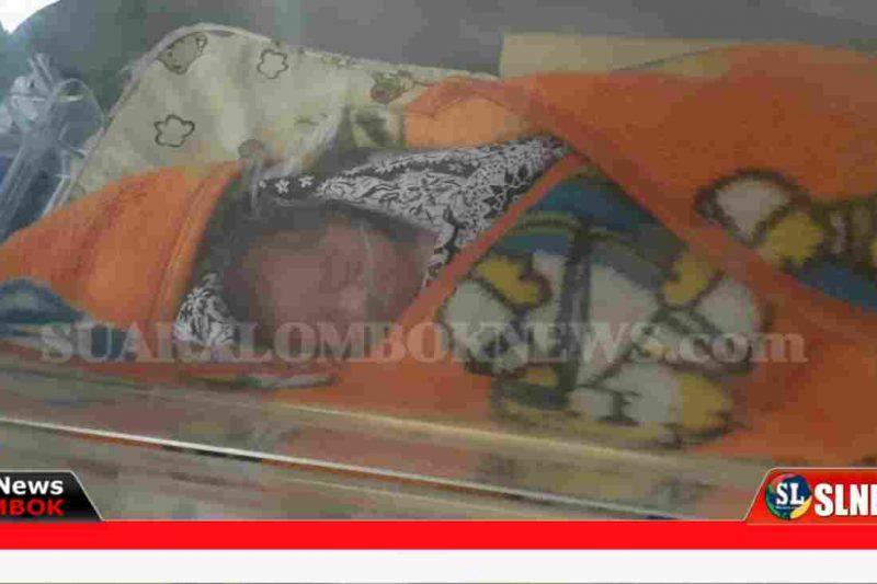 Penemuan Bayi di Lombok Tengah
