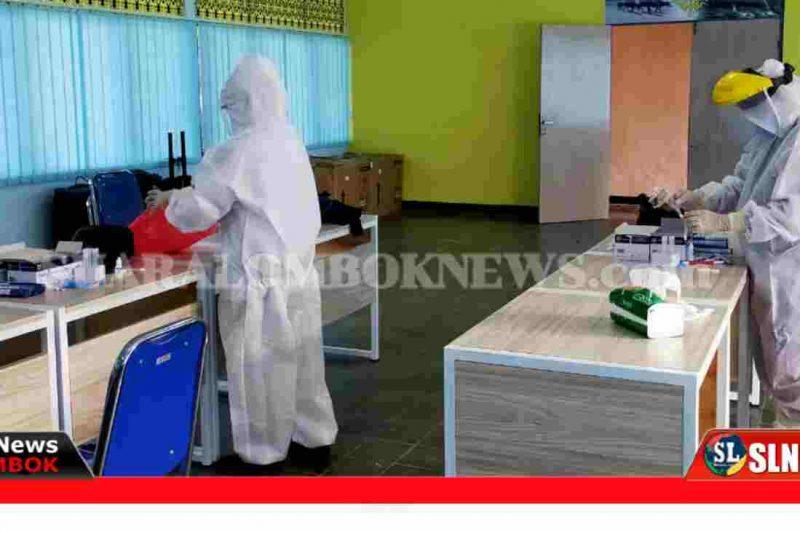 Kasus Positif Covid-19 di Lombok Tengah