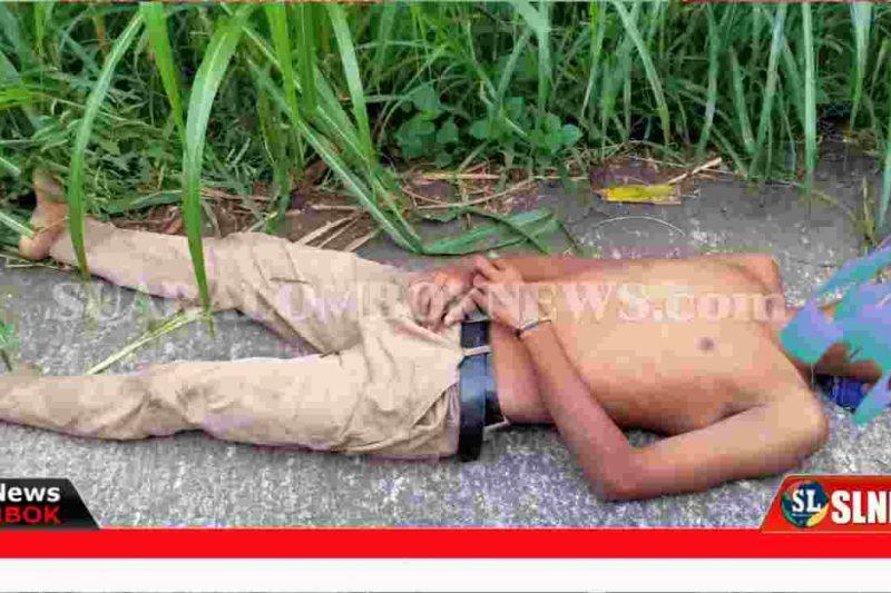 Penemuan Jasad Pria 18 di Lombok Tengah