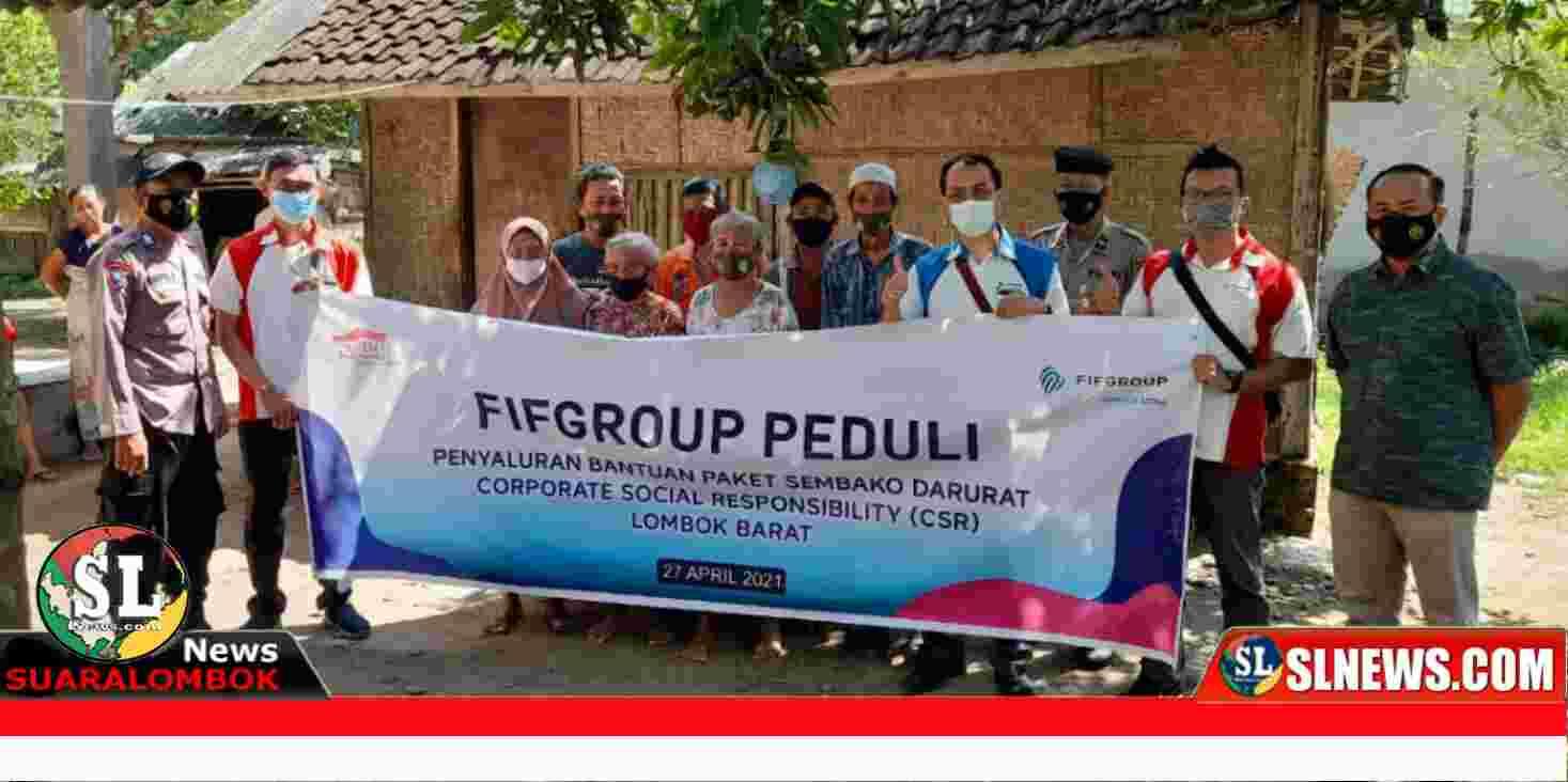 FIF Group Cabang Lombok Barat