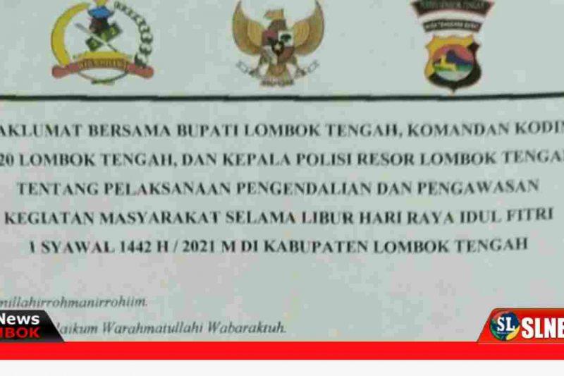 Bupati Lombok Tengah
