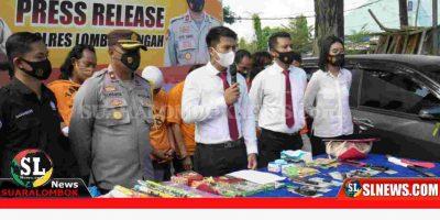 Satreskrim Polres Lombok Tengah