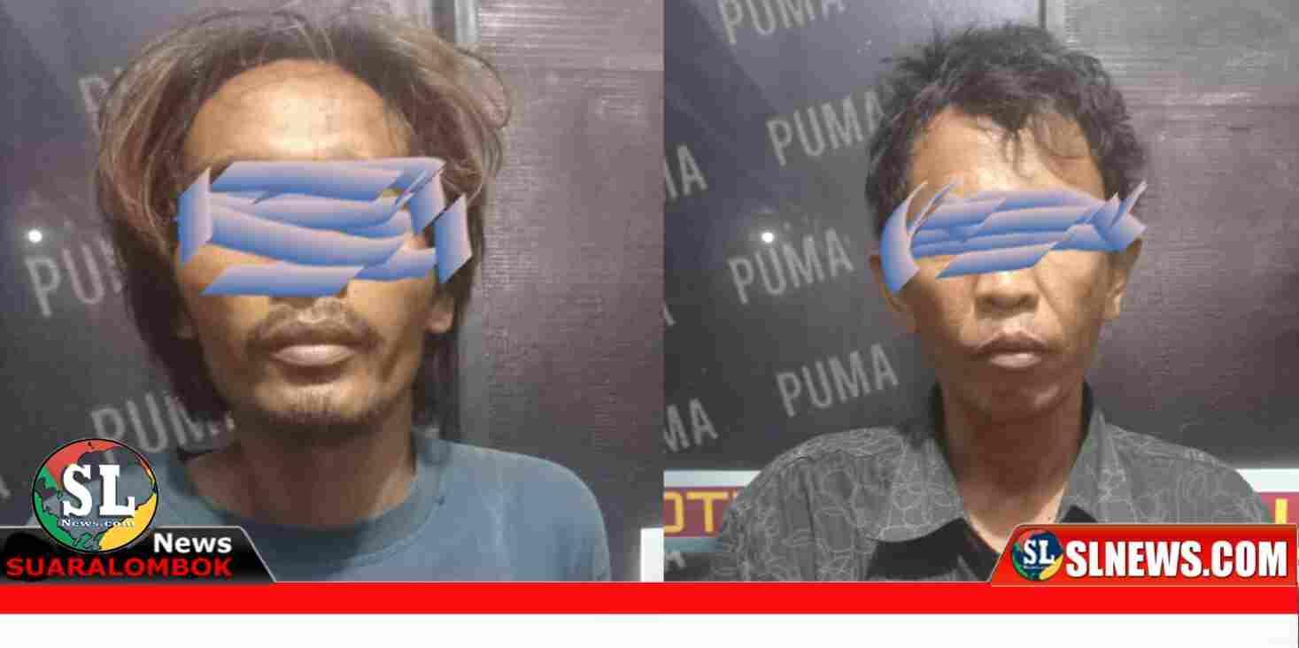 Pencuri Mobil di Lombok Tengah