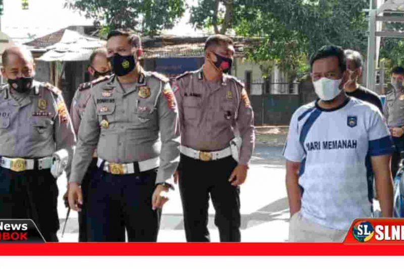 Sat Lantas Polres Lombok Tengah