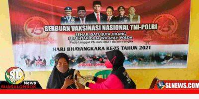 Polres Lombok Tengah