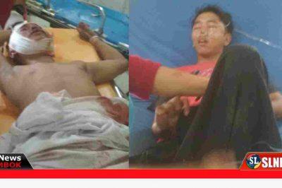 Lakalantas di Lombok Tengah