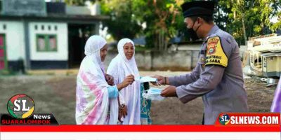 Polsek Janapria Polres Lombok Tengah