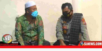 Kapolres Lombok Tengah AKBP Hary