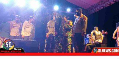 AKBP Hery Bubarkan Live Musik di Desa Tanak Awu