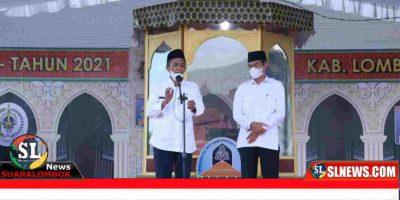 MTQ XXIX Kabupaten Lombok Tengah Tahun 2021