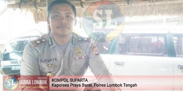 Berantas Curanmor, Kapolsek Praya Barat Imbau Masyarakat Tak Beli Motor Bodong