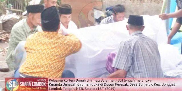 Cekcok Dengan Suami, Seorang Istri di Lombok Tengah Minum Racun Serangga Hingga Tewas