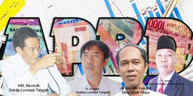 Tiga SKPD Lingkup Pemkab Lombok Tengah Dapat Raport Merah dan Kuning