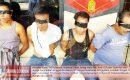 Pulang Kampung, 4 Pelaku Curas di Sulawesi Utara Asal Lombok Tengah Diringkus Polisi