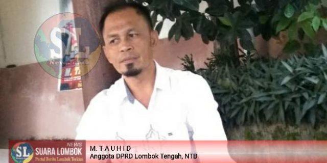 M Tauhid Serap Aspirasi Masyarakat Kecamatan Kopang – Janapria