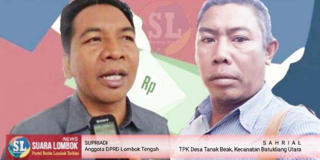 Diduga Tangan Kanan Oknum Anggota Dewan Lombok Tengah Minta 'Fee' Proyek Aspirasi