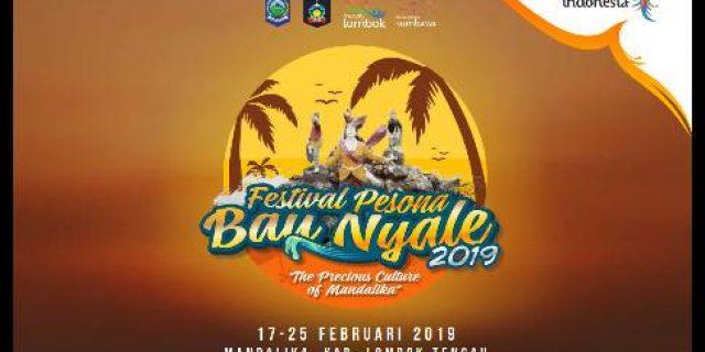 Ini Nama Artis dan Grup Band Nasional Yang Akan Tampil di Malam Puncak Festival Pesona Bau Nyale 2019