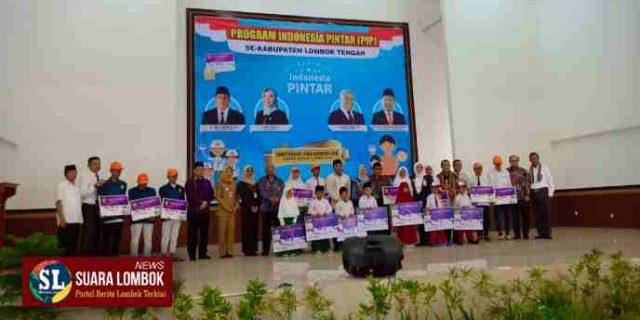 13 Ribu Siswa Madrasah di Lombok Tengah Terima PIP