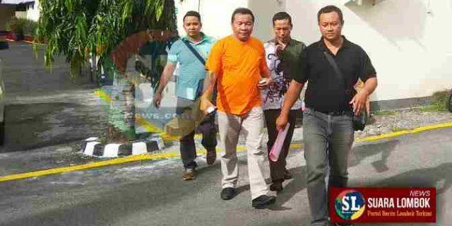 Berkas Kasus Korupsi Mantan Camat Praya Barat Daya Telah Dinyatakan P-21