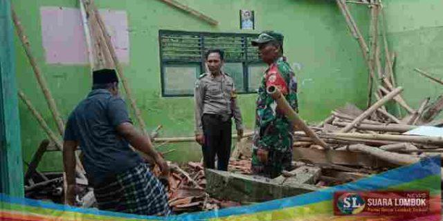 Ini Identitas 7 Siswa MI Tertimpa Atap Sekolah Yang Roboh di Lombok Tengah