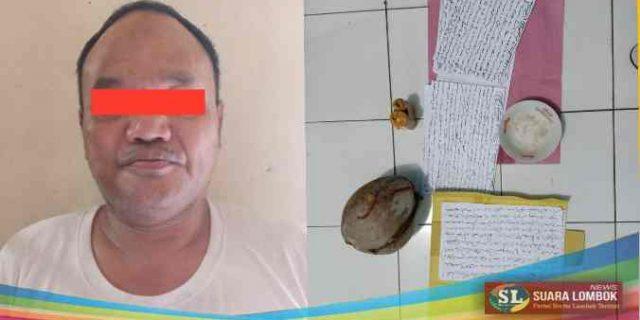 Ngaku Bisa Gandakan Uang Hingga Miliaran, Pria Asal Desa Aik Mual Ditangkap Polisi
