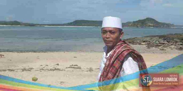 Banyak Terima Keluhan, Wakil Bupati Lombok Tengah Turun ke Reruntuhan Batu Payung