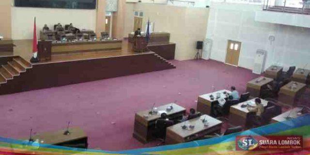 Dewan Lombok Tengah Bentuk Gabungan Komisi Bahas LKPJ Kepala Daerah Tahun 2018