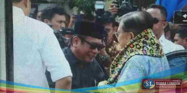 Wapres JK Tinjau Progress Rehab Rekon Pasca Gempa NTB di Lombok Tengah