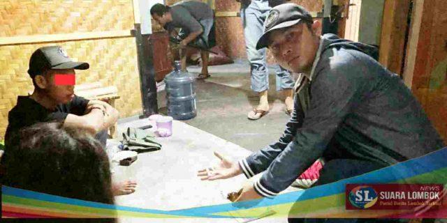 Jual Sabu, Seorang Istri di Lombok Tengah Ditangkap Polisi, Suami Kabur