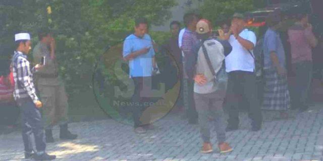 Pecat Parades, BKD dan Kader Posyandu, Kades Jago Diadukan ke Camat Praya