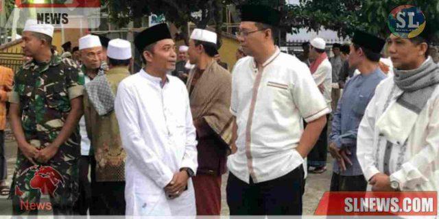 Safari Ramadhan 1440 H di Lombok Tengah, doktor Zul Disambut Lalu Pathul