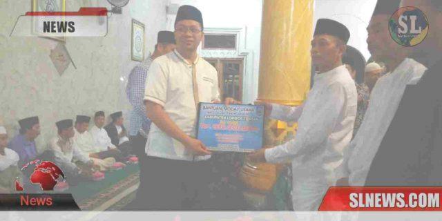 Ramadhan Berkah, Pemkab Lombok Tengah Terima Bantuan Miliaran Rupiah Dari Pemprov NTB