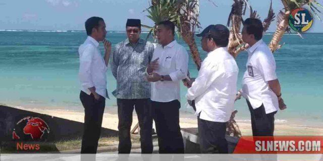 """Presiden Jokowi : Bypass Menuju KEK Mandalika """"Gede Banget"""""""