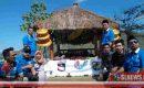 Lebaran Topat 1440 H, KNPI Lombok Tengah Sajikan 500 Topat