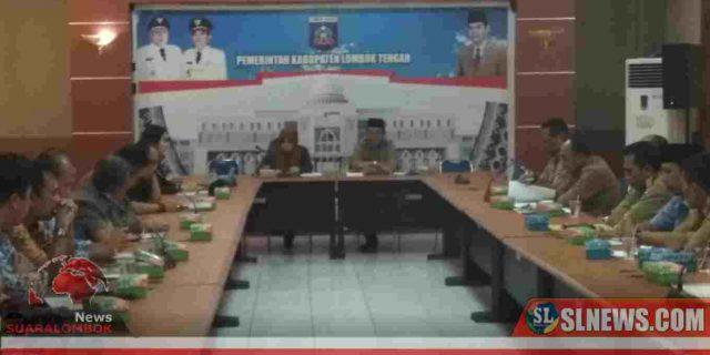 Dewan Kota Magelang Kunjungi Lombok Tengah
