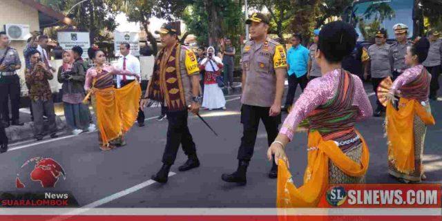 Kapolda NTB Perintahkan Kapolres Lombok Tengah Proses Hukum Tambang Emas Liar di Desa Prabu