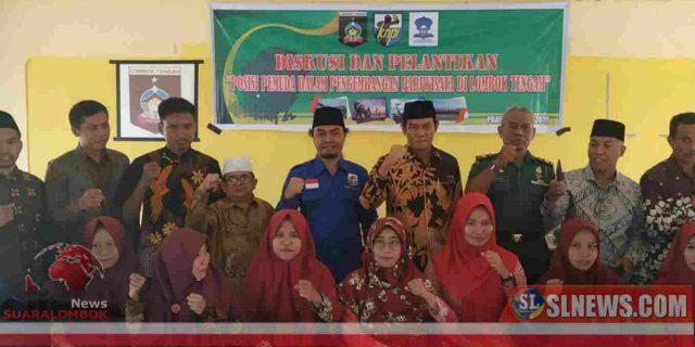 KNPI Bersama KAPAS  Gelar Diskusi Pengembangan Pariwisata Lombok Tengah