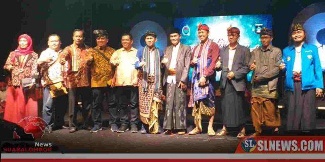 Festival Pranata Adat Untuk Perdamaian Digelar di Lombok Tengah