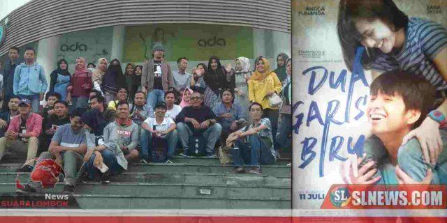 Antisipasi Pernikahan Dini, AHZ Ajak Generasi Muda Nobar Film Dua Garis Biru