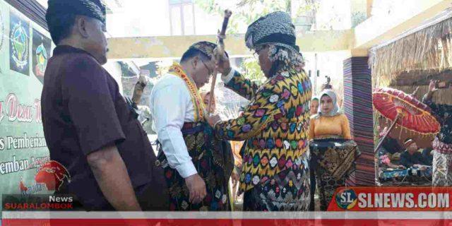 Launching Desa Wisata Adat di Lombok Tengah, Menteri Eko Dinobatkan Sebagai Pemban Agung Penata Ning Jagad