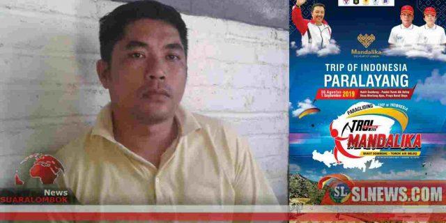 Desa Montong Ajan Bersolek Sambut Atlet Paralayang 2019