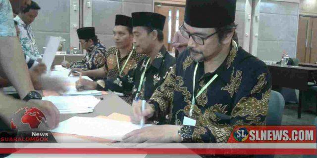 Ini Nama Calon Terpilih Anggota DPRD Lombok Tengah Hasil Rapat Pleno KPU