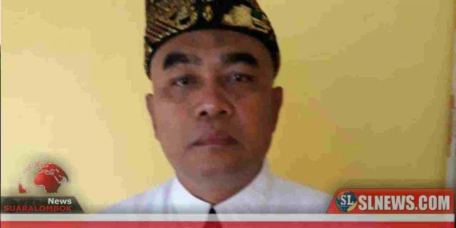 Diduga Proyek Penyangga Pasar di Lombok Tengah Bermasalah