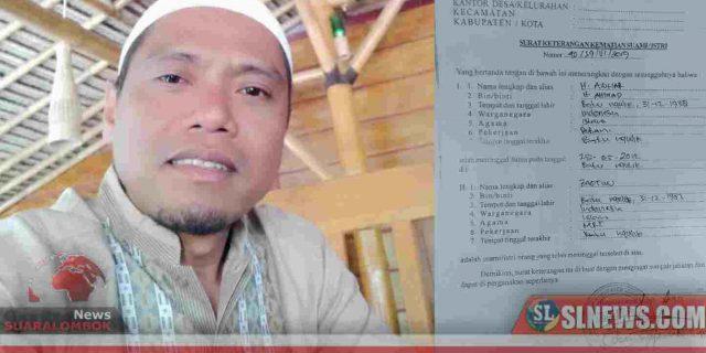 Merasa Jagoan, Kades Jago Terbitkan Surat Kematian Kepada Warga Yang Masih Hidup