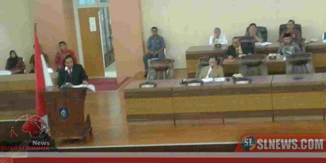 Ini Hasil Kerja Tim Perumus Rancangan Tatib DPRD Lombok Tengah